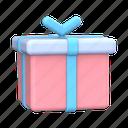 gift, present, giftbox, birthday, christmas