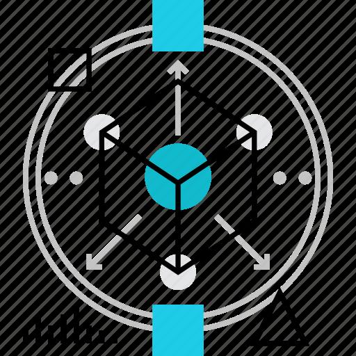 calibration, edit, modification, scale, scaling, size, sizing icon