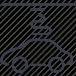 car, printer, product, transport icon