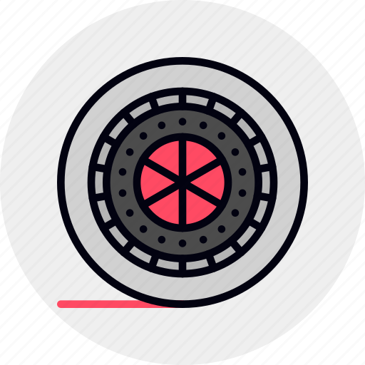 Filament, plastic, roll, wire icon - Download on Iconfinder
