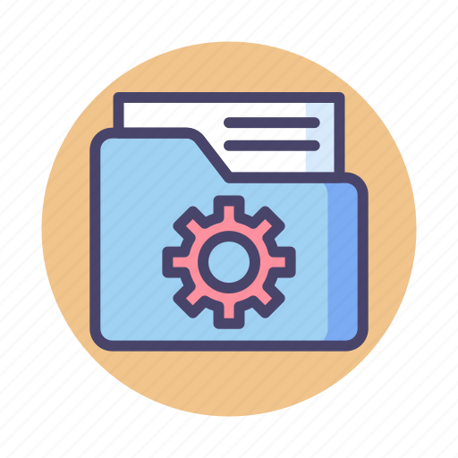 file, project, project file icon