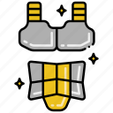 armor, exoskeleton, protection icon