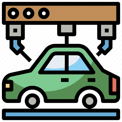 3d, car, industry, model, productivity, transportation, vehicle icon - Download on Iconfinder