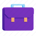 briefcase, shopping, business, bag