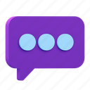 communication, chat, bubbles, message icon