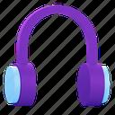audio, sound, headphones, music