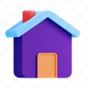 home, building, house