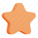 favorite, award, star