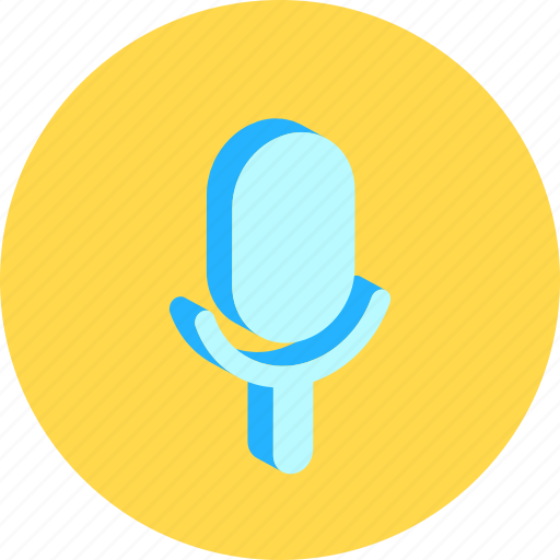 audio, mic, microphone, multimedia, record, sound, voice icon