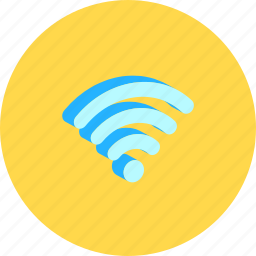 communication, connection, internet, network, signal, wifi icon