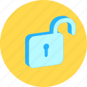 padlock, password, secure, security icon