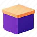 box, package, product