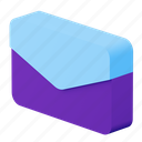 mail, email, message