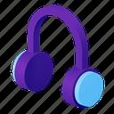 sound, music, headphones