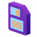 file, save, download icon