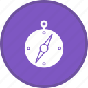 compass, directional, gps, navigation icon