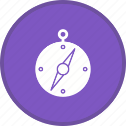 compass, directional, gps, navigation icon