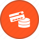 banking, card, credit, payment, payment method icon