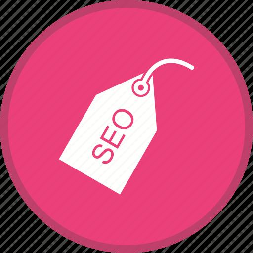 marketing, seo, tags icon