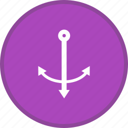 anchor, seo icon
