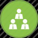 businessman, meeting, avatar, user