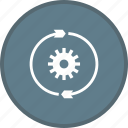 cog, conversion, gear, options, setting, settings icon
