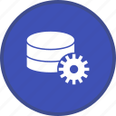 cloud, database, options, server, setting, settings icon