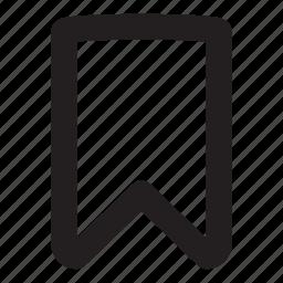 favorite, flag, like icon