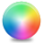 colours, rgb icon