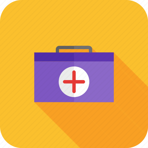 aid, first, kit, medical icon