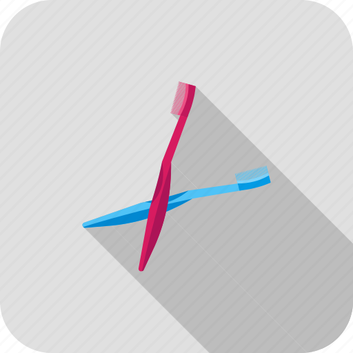 brush, healthcare, tooth brush icon
