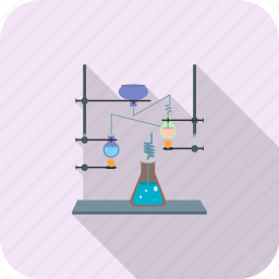 chemistry, experiment, medical, research icon