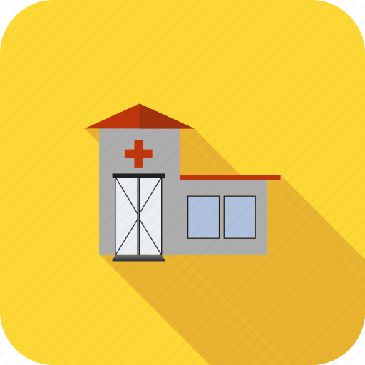 clinic, emergency, healthcare, hospital, medical, room icon