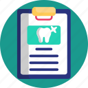 dental, healthcare, patient, record, report