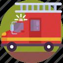emergency, automobile, firetruck, truck, security, fire brigade
