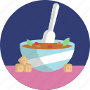 food, meal, cereal, cereals, breakfast icon