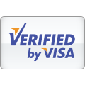visa, verified, by icon