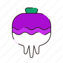 vegetable, beet, beetroot icon