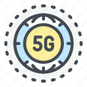 5g, network, internet, globe, world, connect, connection