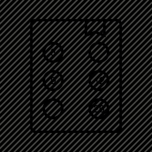 problem, solve icon
