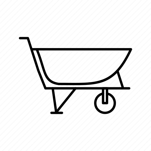 Cement, trolley, basket icon - Download on Iconfinder