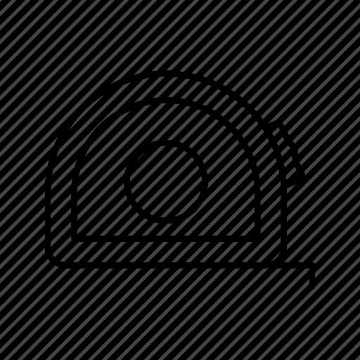 measuring, tape icon