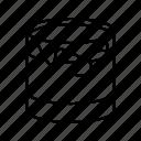 box, paint icon