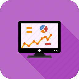 chart, graph, growth, statistics icon