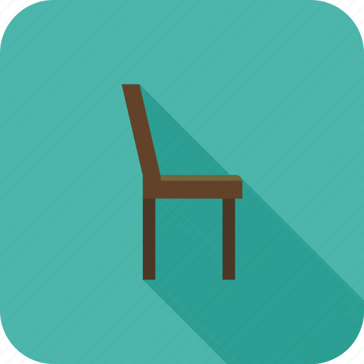 chair, furniture, household, interior, seat icon