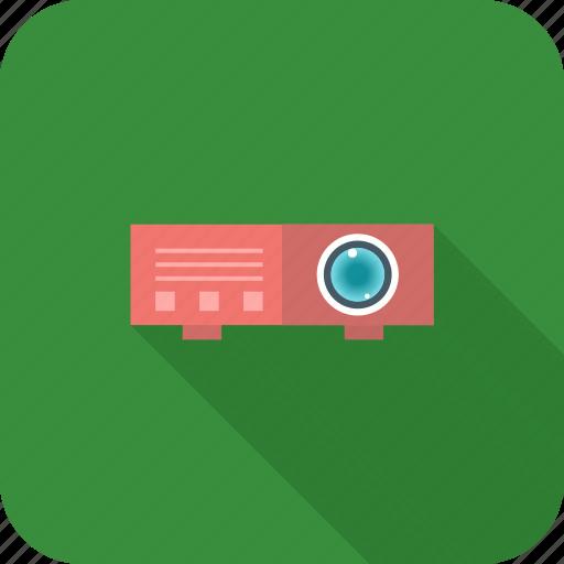 media, movie, multimedia, projector, video icon