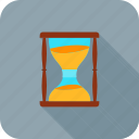 beverage, bottle, glass, hourglass, sandglass icon