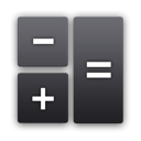 android, calculator, r icon