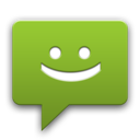 messages, android, r, chat icon
