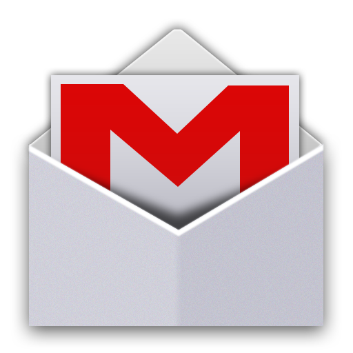 Gmail, r icon